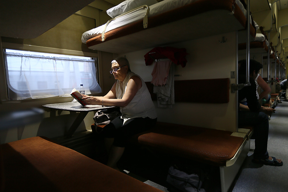 trenes rusos