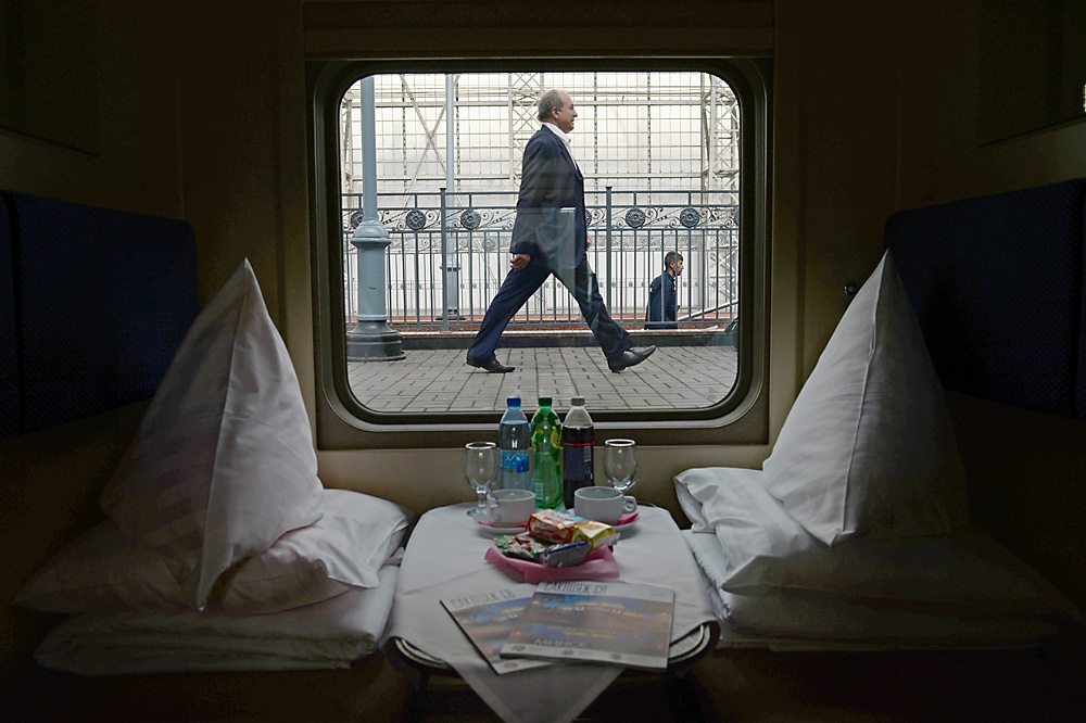 trenes en rusia