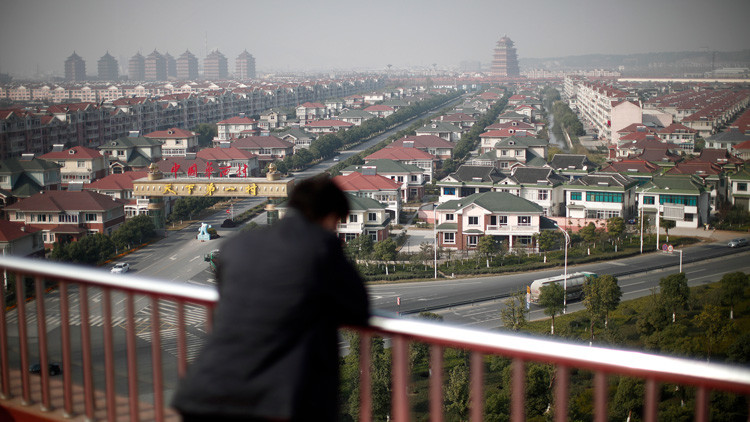 Huaxi, Jiangsu, China, el 2 de diciembre de 2010.