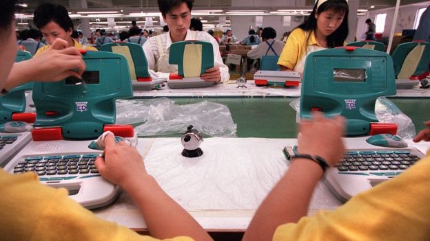Fabricante chino