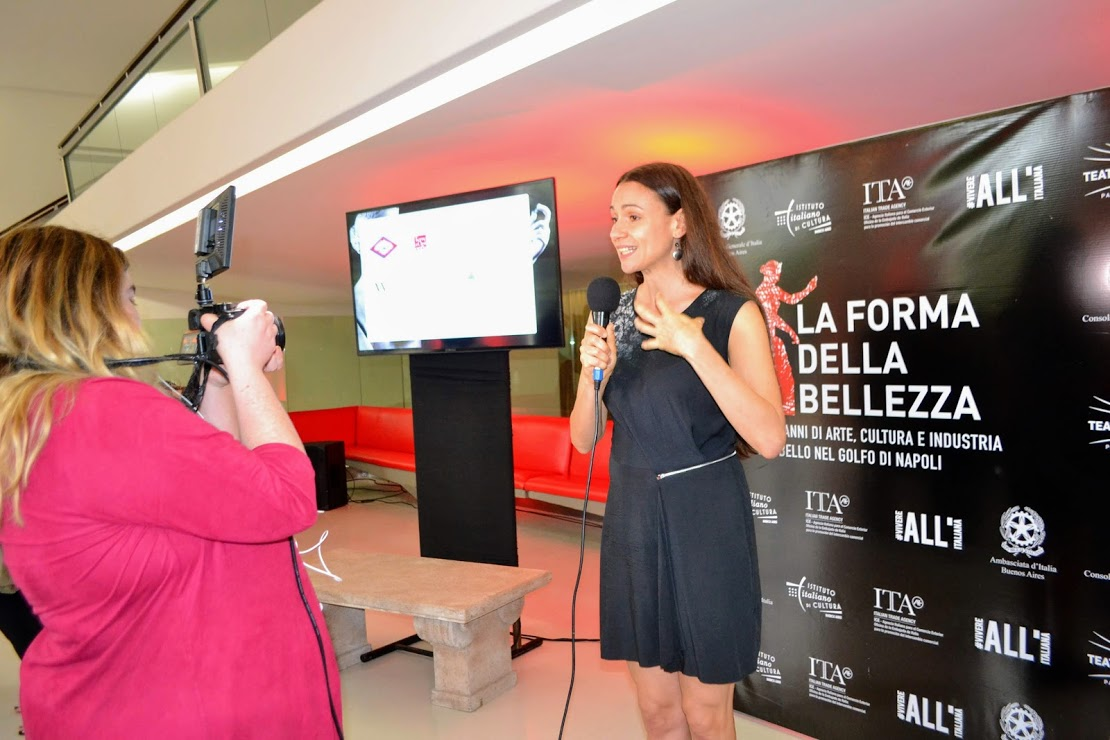 <br>Elisabetta Riva&nbsp; -&nbsp; &nbsp;Directora del Teatro Coliseo