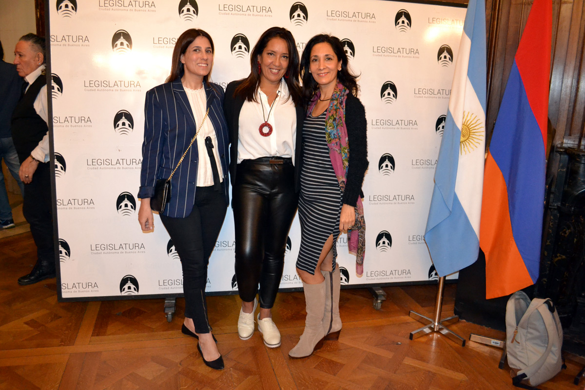 Samanta Samsolo,  <br>Karina Martínez Ondebil&nbsp;y Patricia K. Pitaluga<br><br>