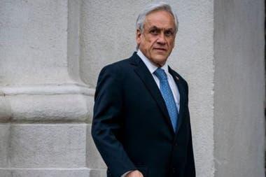 Algunos piensan que el presidente Piñera tardó en reaccionar a las manifestacionesCrédito: Getty Images