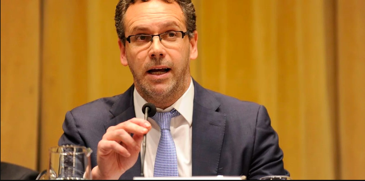 El presidente del Banco Central de Argentina (BCRA), Guido Sandleris