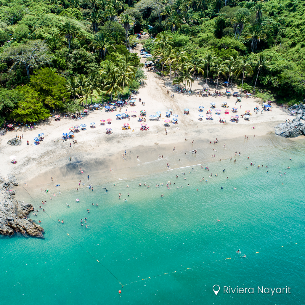 Riviera Nayarit Es la naturaleza sin intervención de la mano del hombre
