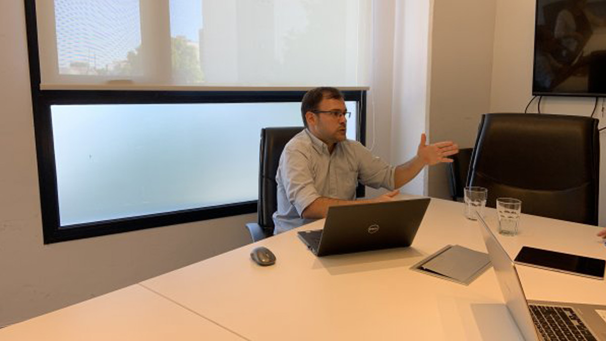 Pablo Mlynkiewicz incentivar la cultura del dato