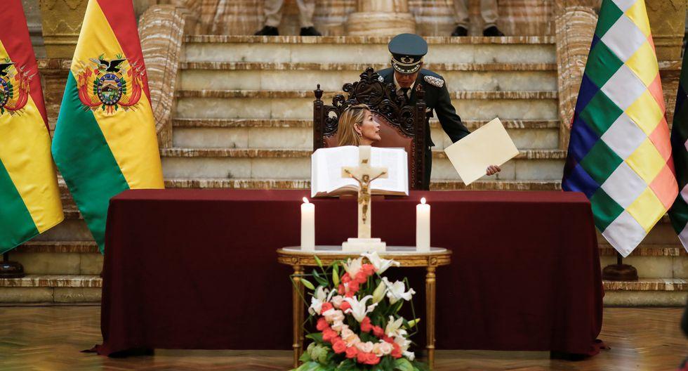 El factor religión ha sido uno de los muchos protagonistas en la reciente crisis social boliviana. (Reuters)