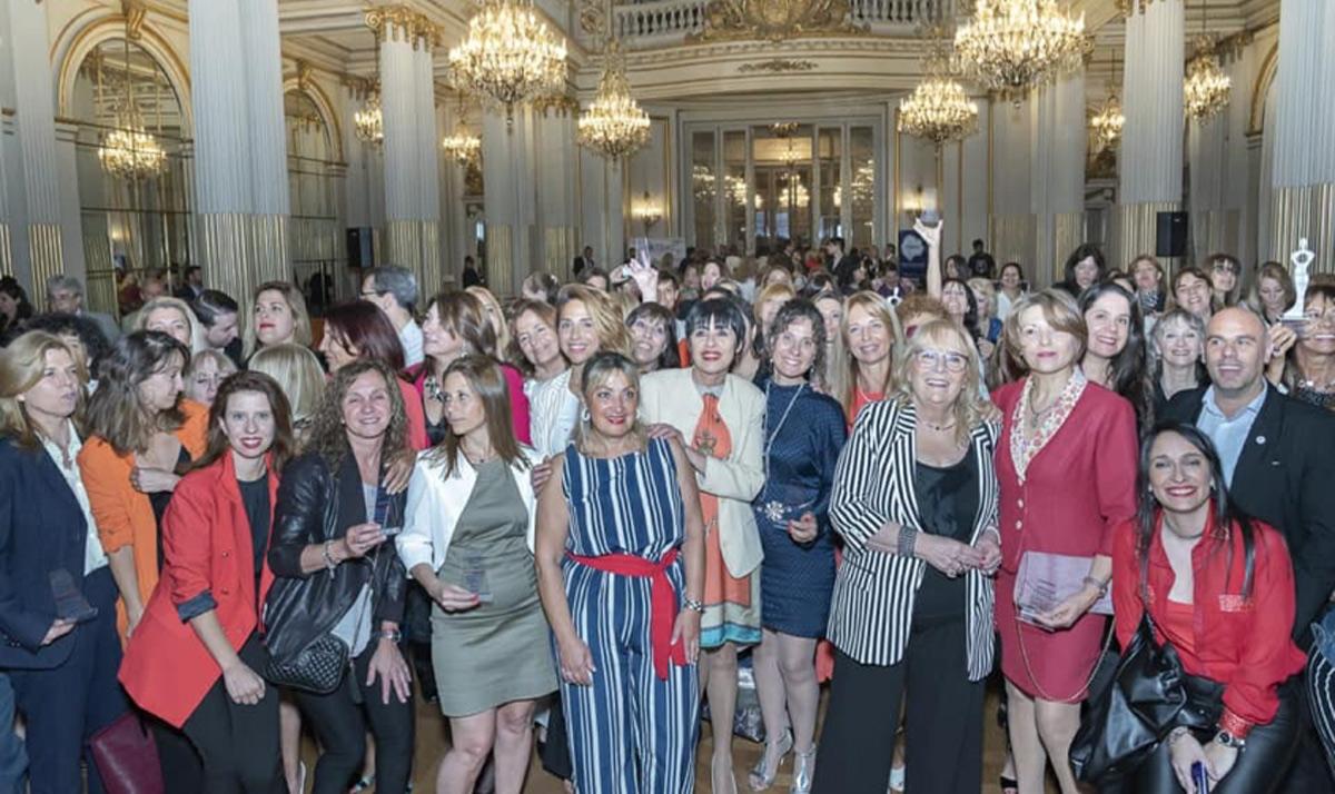 Con una importante convocatoria se realizó la Primera Edición  del Premio Mujeres Empresarias Ciudad