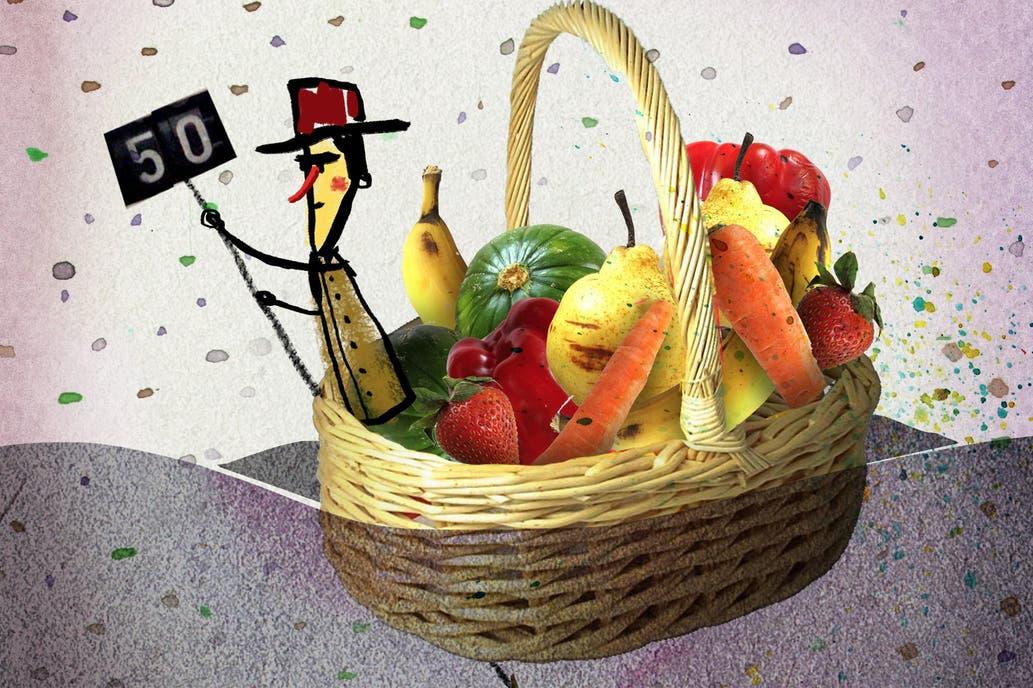 Productos orgánicos - Créditos Pablo Berlusconi