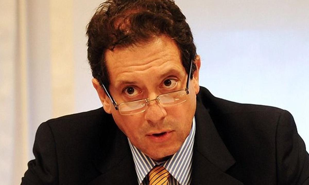 El presidente del Banco Central, Miguel Pesce