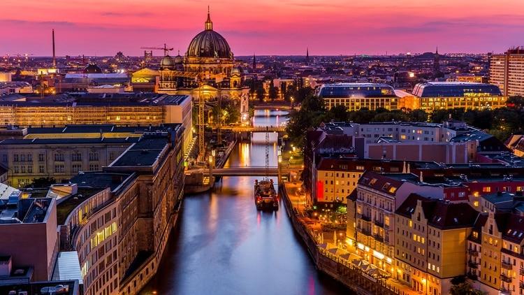 Berlín, Alemania (Shutterstock)