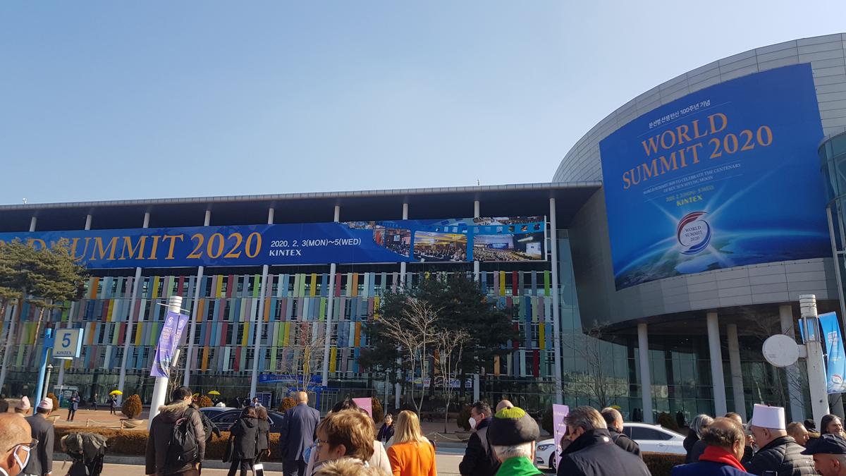 Prevención en la Cumbre de Paz - Summit 2020