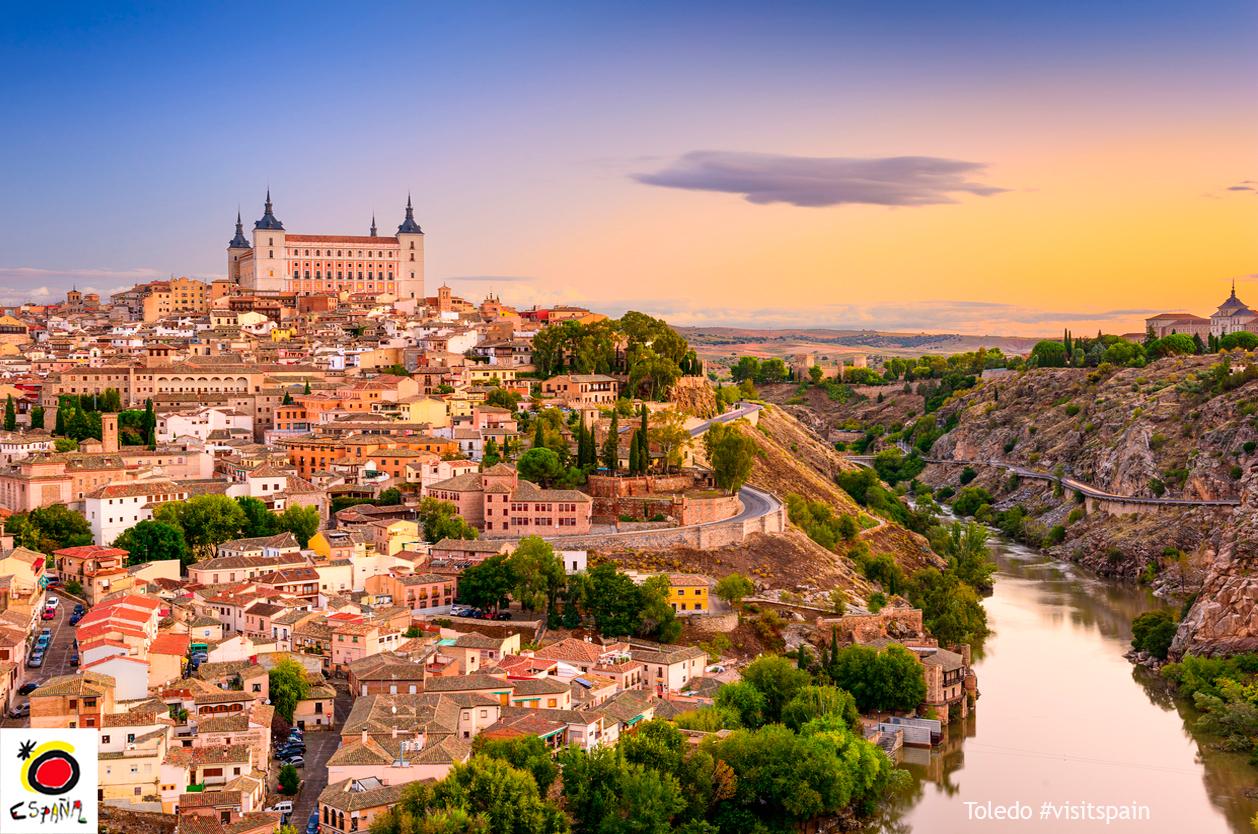 Toledo, la ciudad de las tres culturas - España