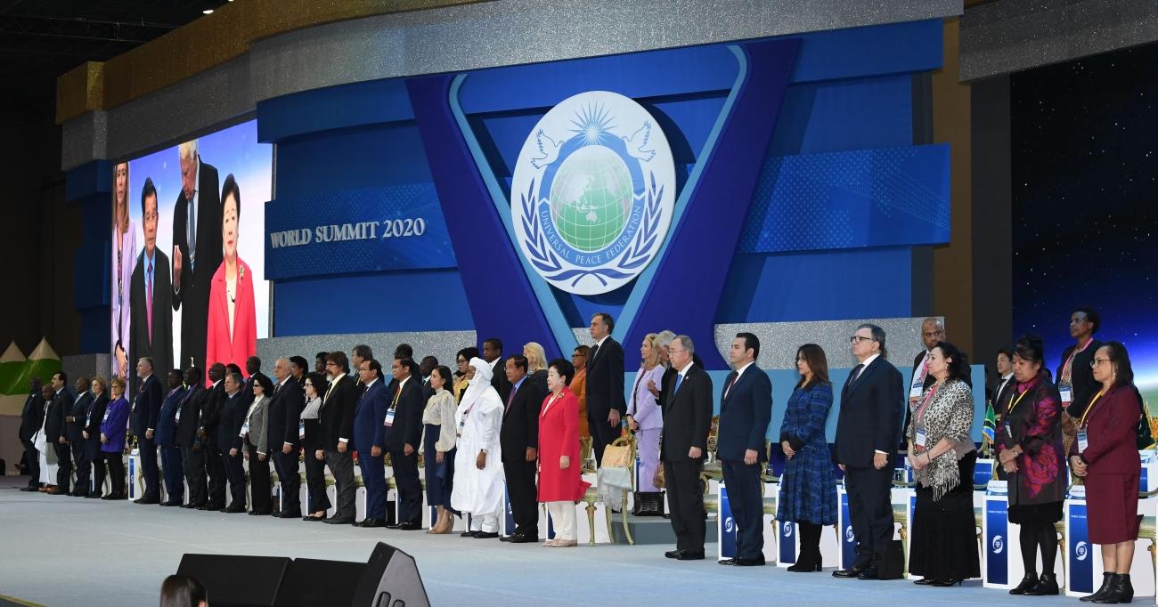 Cumbre de Paz - Summit 2020