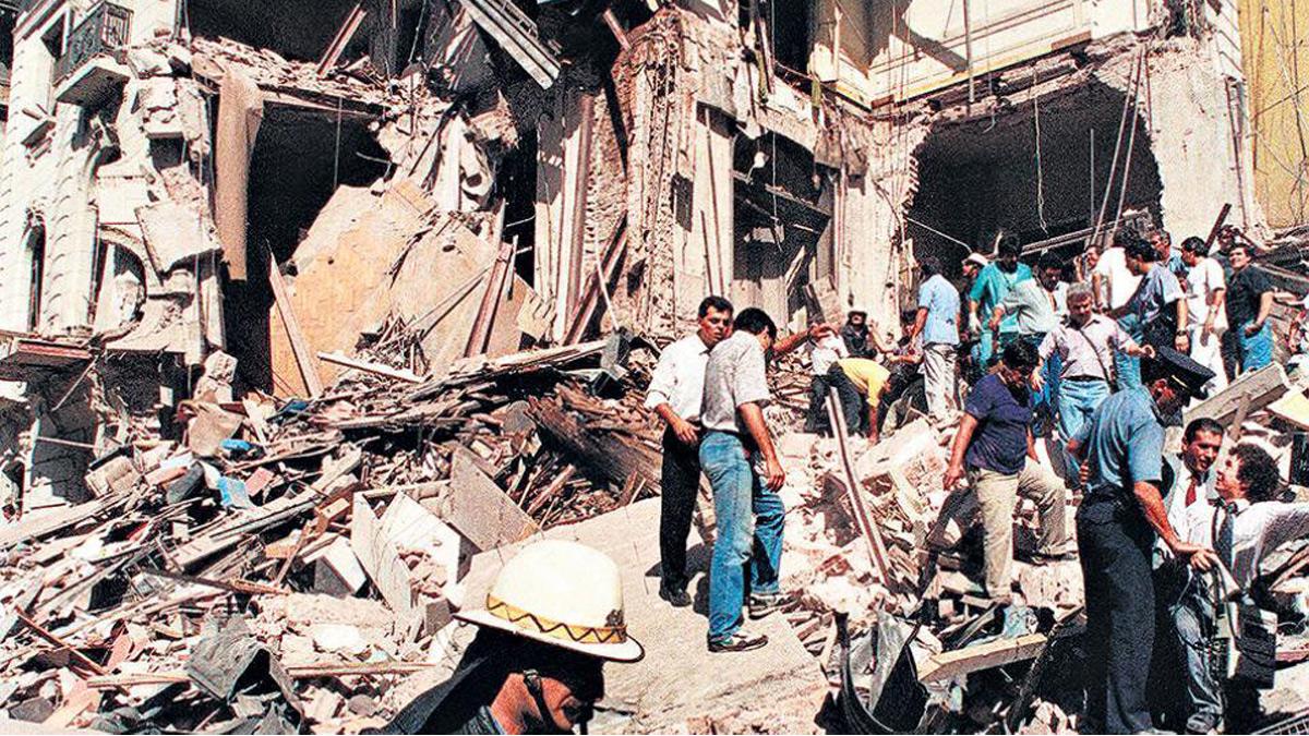 Se cumplen 28 años del atentado contra la Embajada de Israel en Buenos Aires.