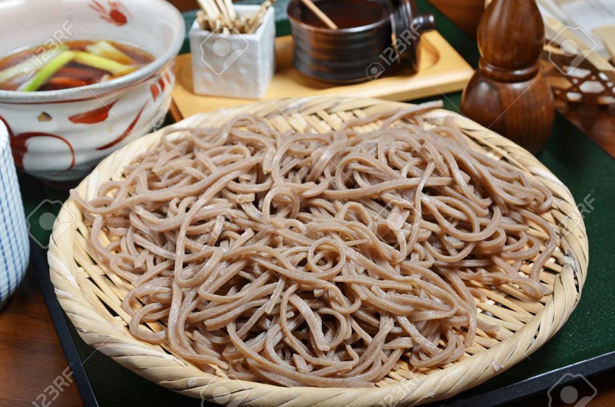 Soba, otro plato de la cocina popular japonesa
