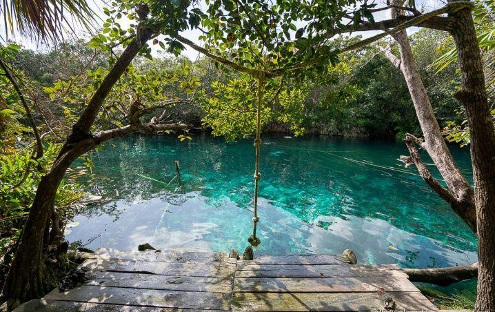 Cenote Aktun – Ha de Tulum, una atracción natural imperdible