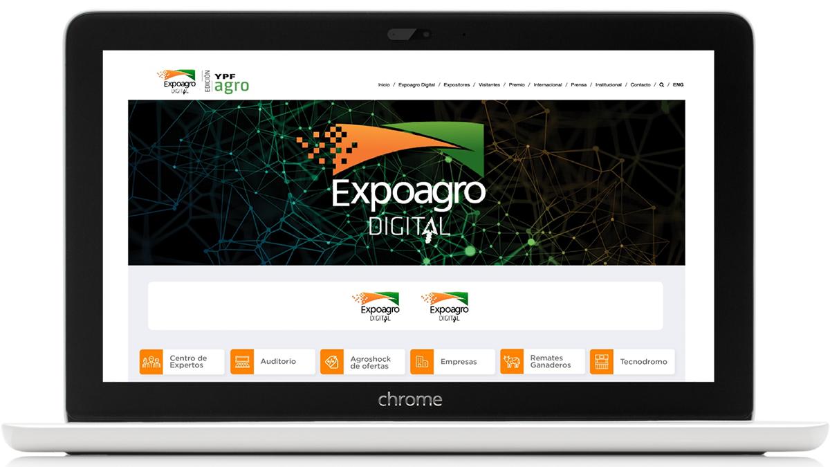 El próximo 7 y 8 se realizarán Rondas de Negocios Internacionales virtuales en el marco de Expoagro Digital.