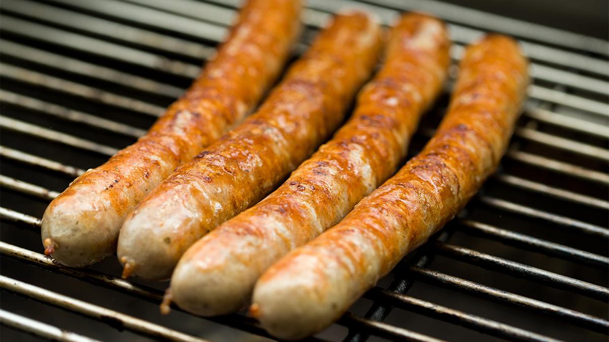 Disfrutado por primera vez hace más de 600 años, la llamada Thuringer Bratwurst, sigue siendo la más popular