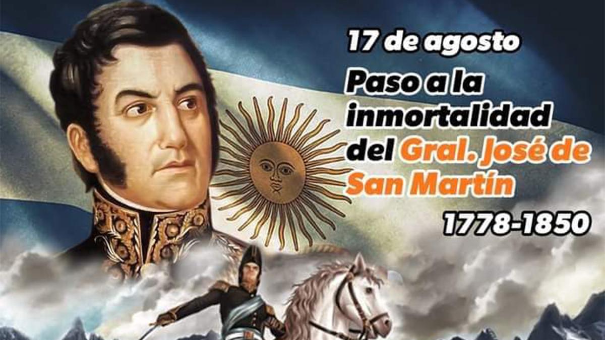 San Martín un arquetipo poco imitado hoy