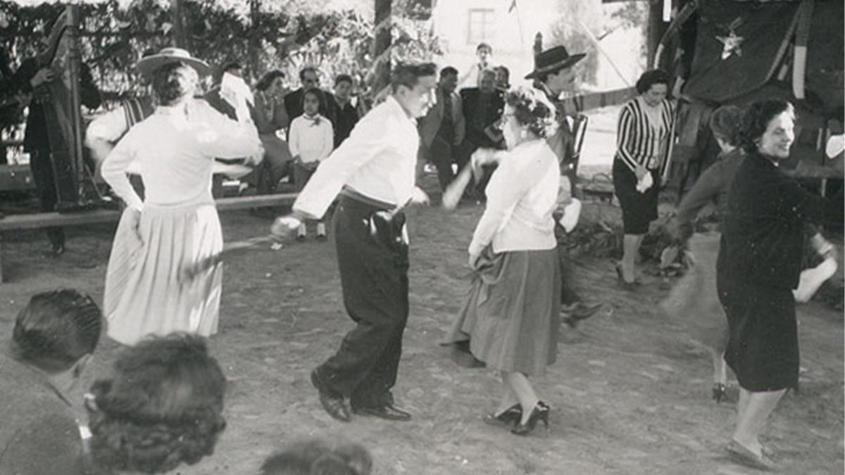 Las ramadas o fondas son uno de los sellos distintivos de las celebraciones nacionales chilenas.