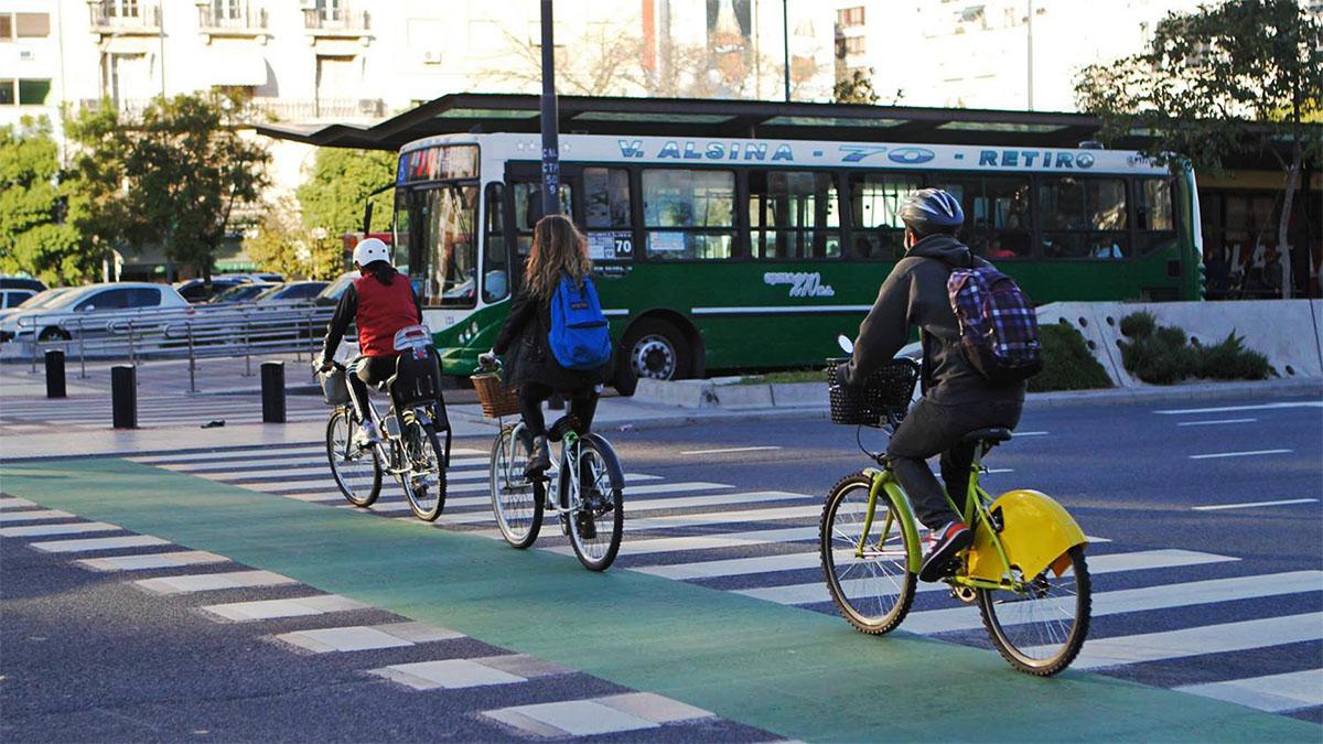 Una paseo en bicicleta por la economía argentina en pandemia