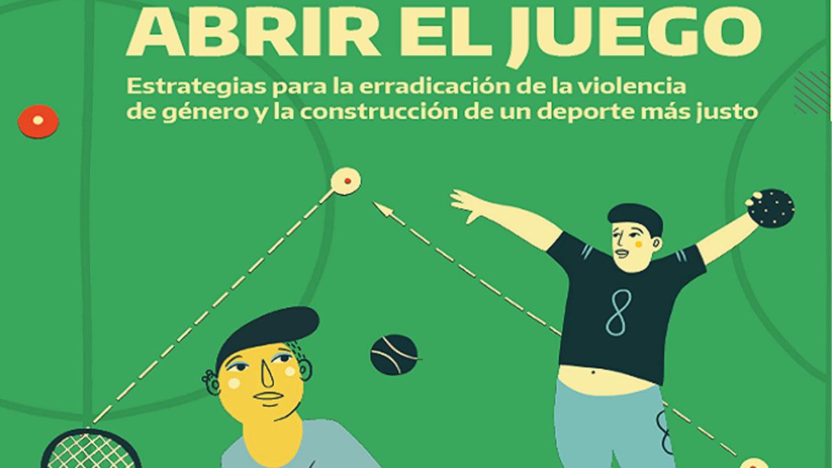 Abrir el juego: estrategias para un deporte libre de violencias por motivos de género