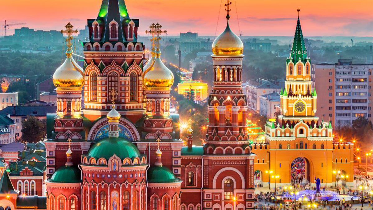 Rusia es Rusia dentro de otras Rusias.