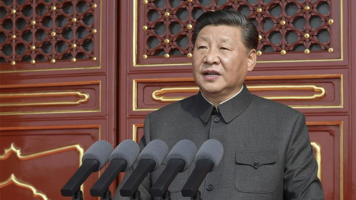 Xi Xiping, actual Presiente de la República Popular China