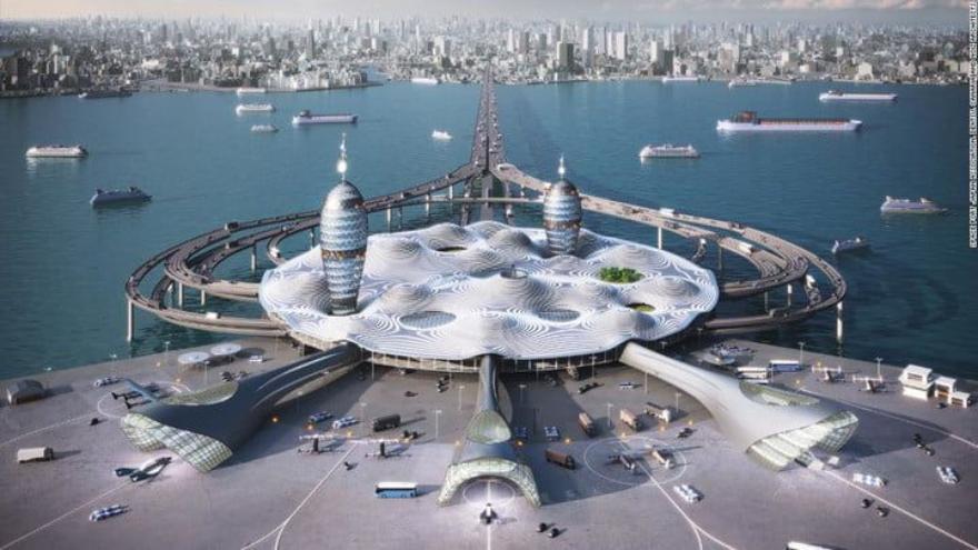 El aeropuerto espacial estaría diseñado para naves espaciales suborbitales