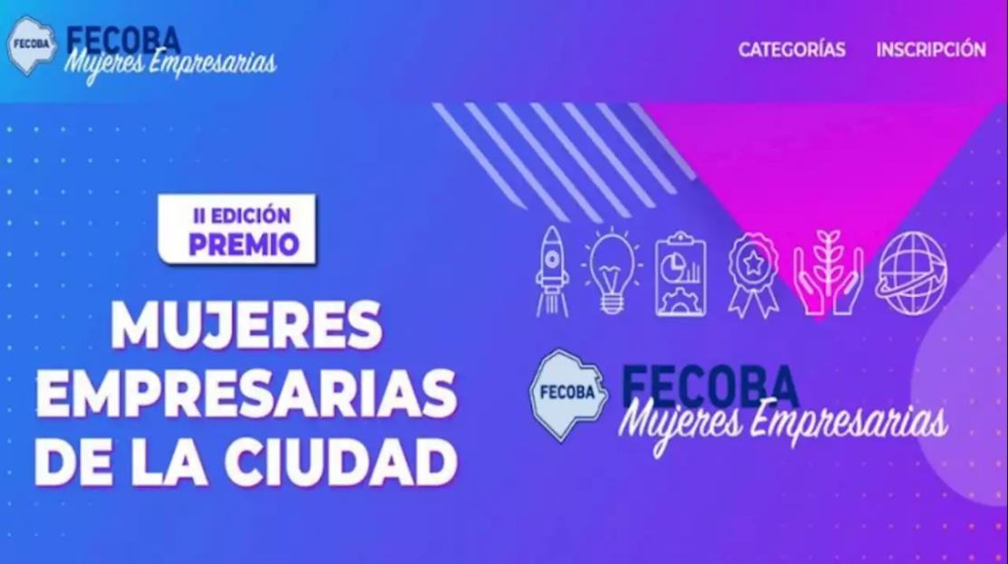 Entrega de galardones del Premio Mujeres Empresarias de la Ciudad