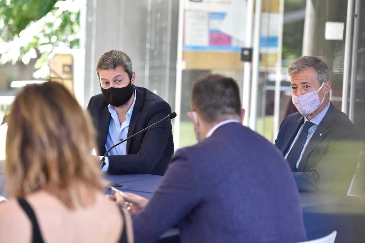El convenio, que será implementado por el Instituto de Altos Estudios Sociales de la Universidad de San Martín, tiene como fin recopilar datos sobre el deporte