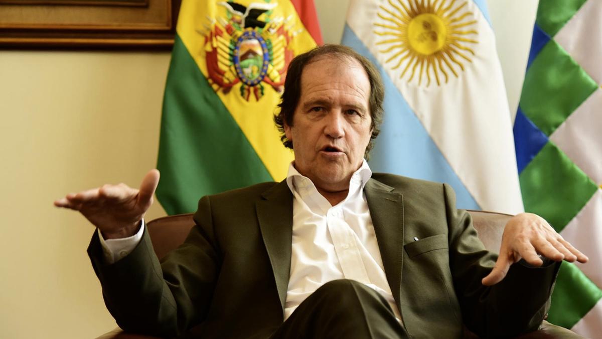 Ariel Basteiro volverá a Bolivia como embajador de Argentina