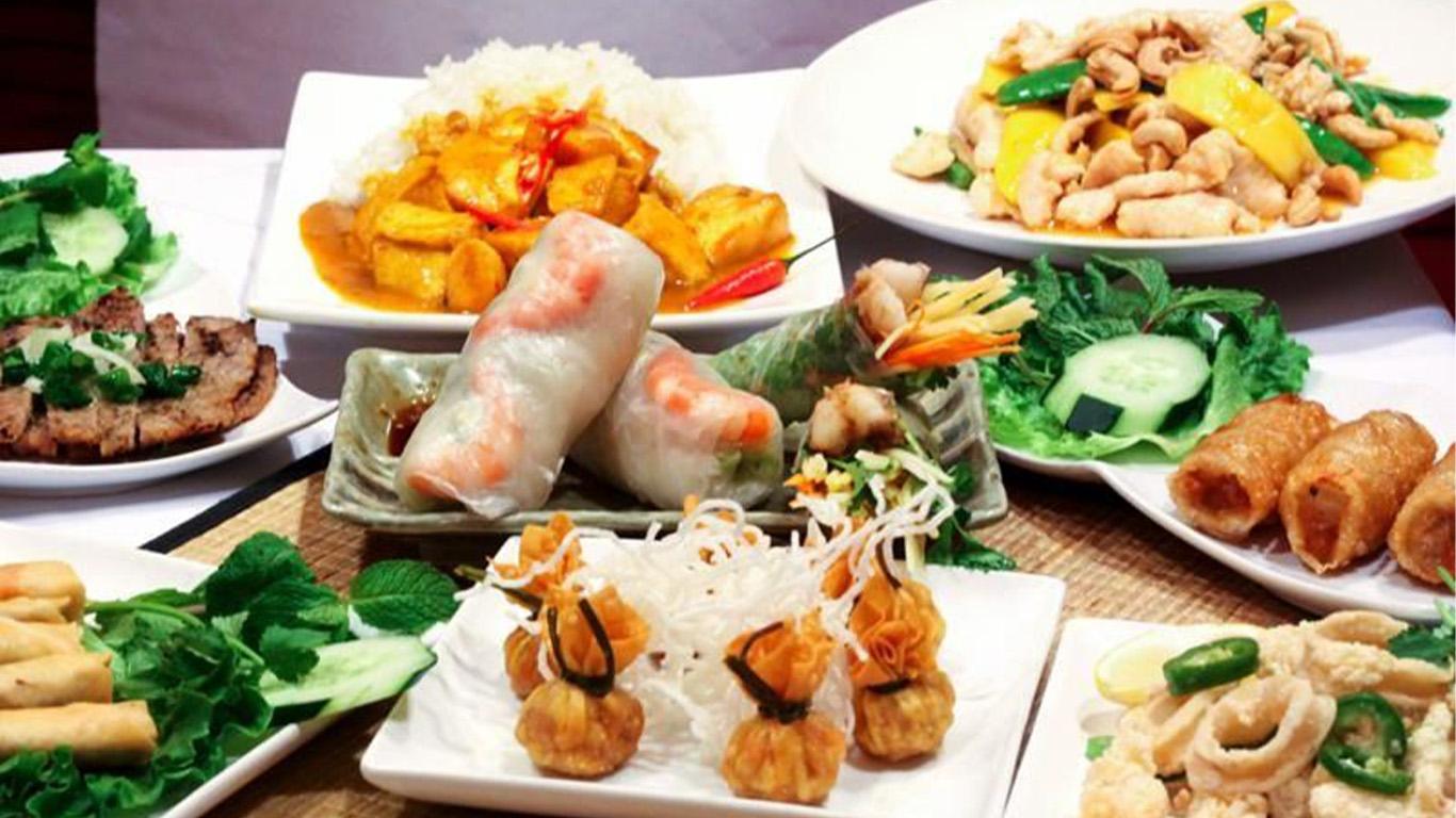 Gastronomía típica de Vietnam