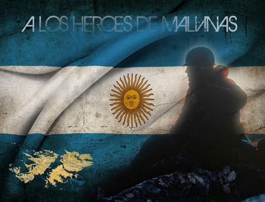 2 de abril de 1982, un día grabado en el corazón de todos los argentinos