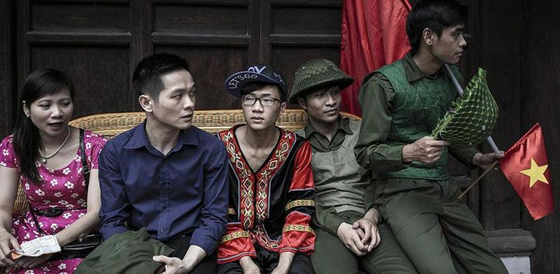 Vietnam ha promovido en la ciudadanía, y especialmente entre los jóvenes, los valores históricos de la victoria