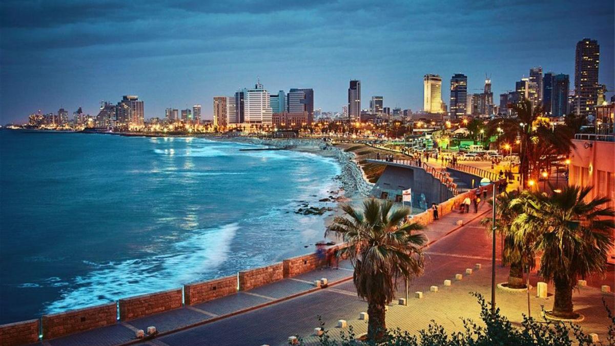 Tel Aviv, la ciudad que no duerme