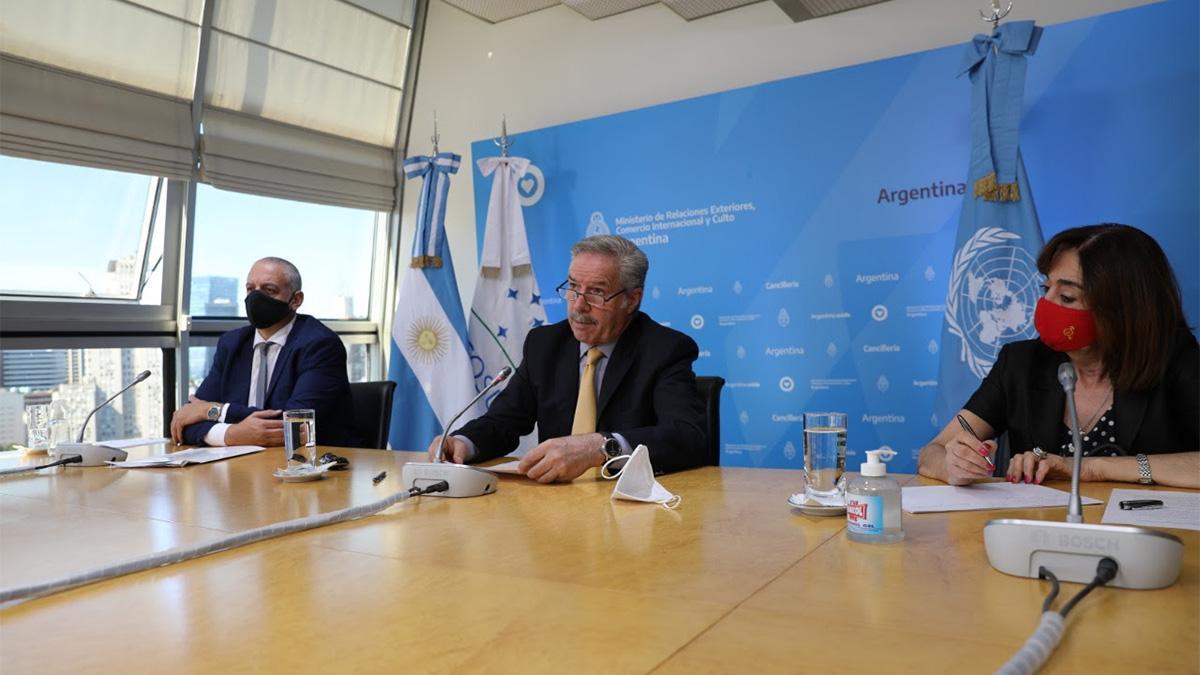 Derechos Humanos, Argentina presentó su candidatura