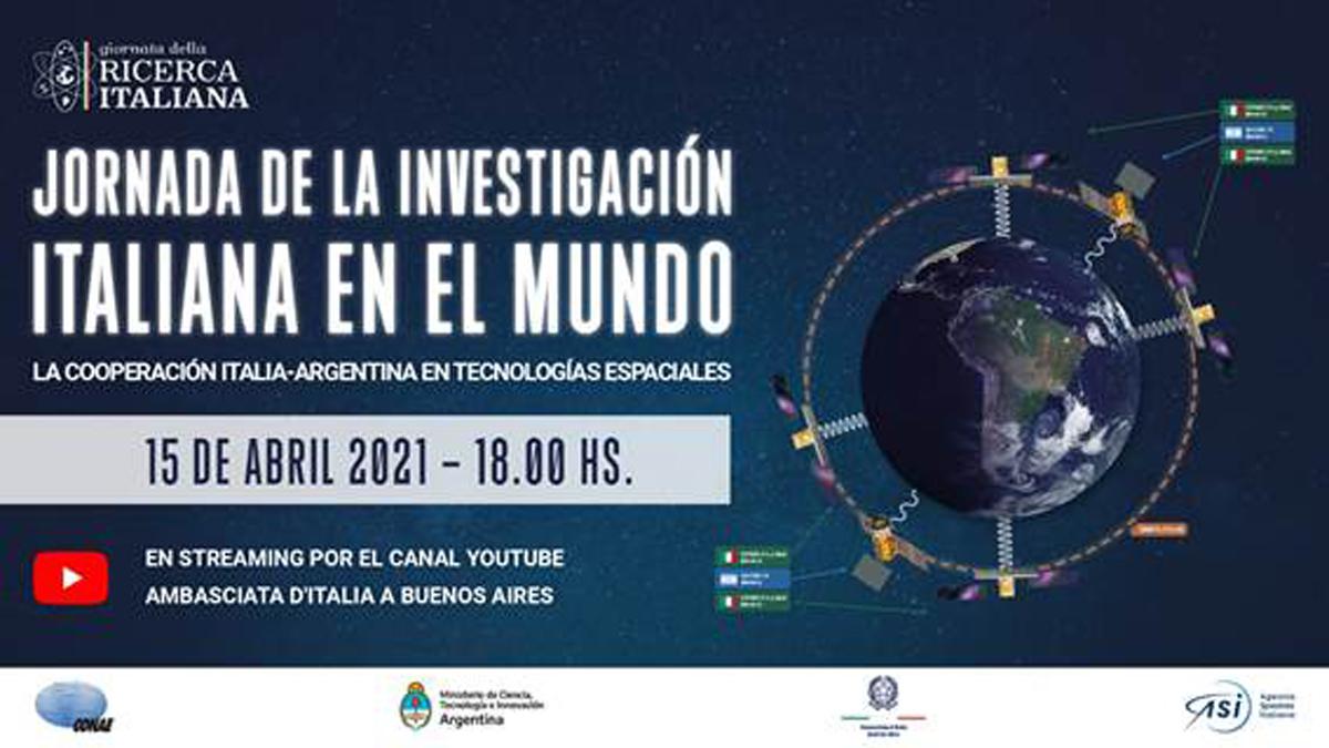 La cooperación científica entre Italia y Argentina tiene raíces remotas