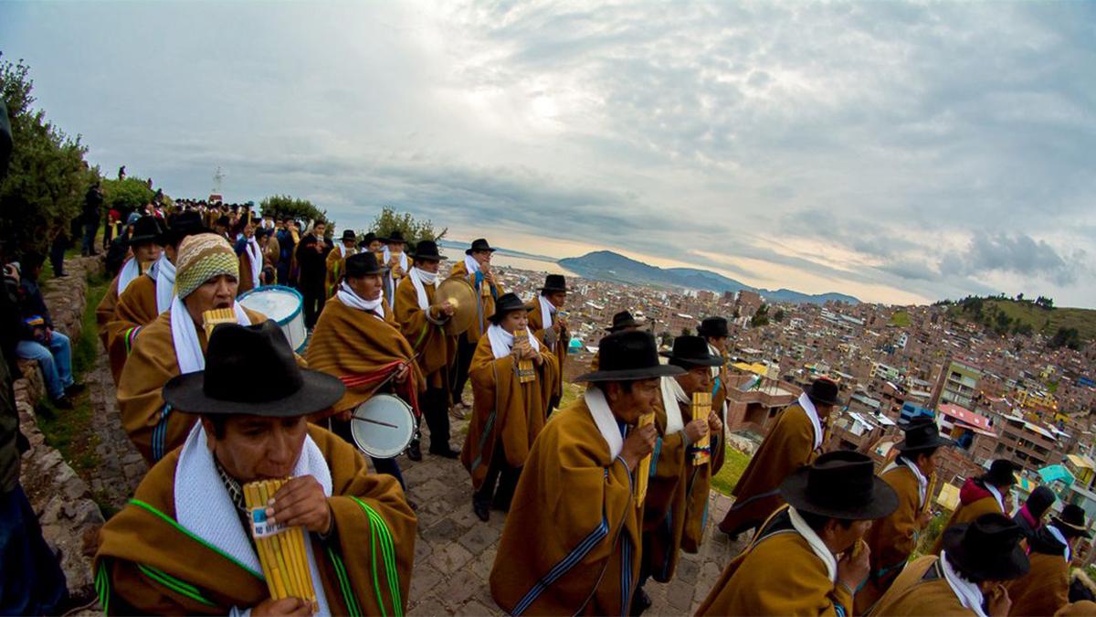 Las bandas de sikuris y el culto a la Virgen de Copacabana en la Quebrada de Humahuaca