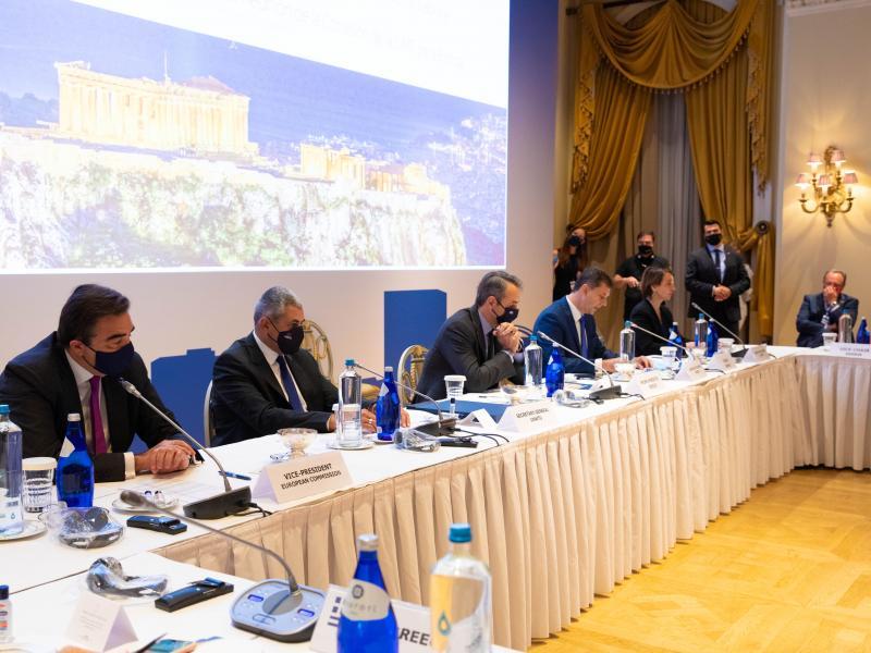 66ª reunión de la Comisión para Europa