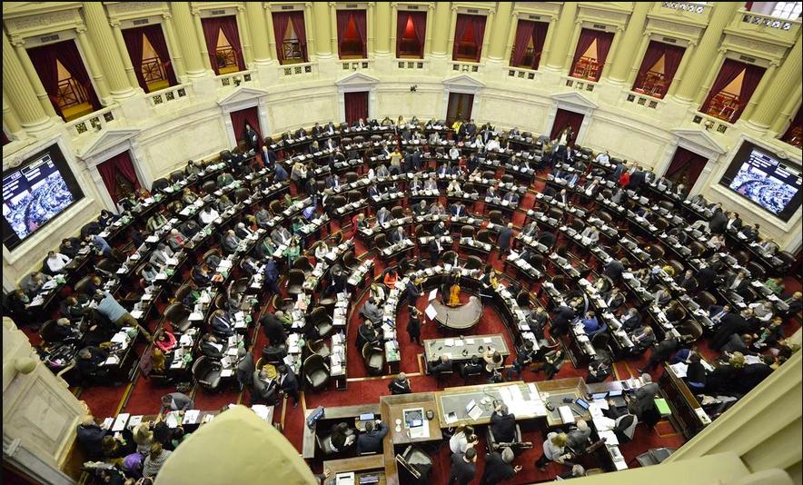 Proyecto de ley en Marcha, Diputados trabajando?