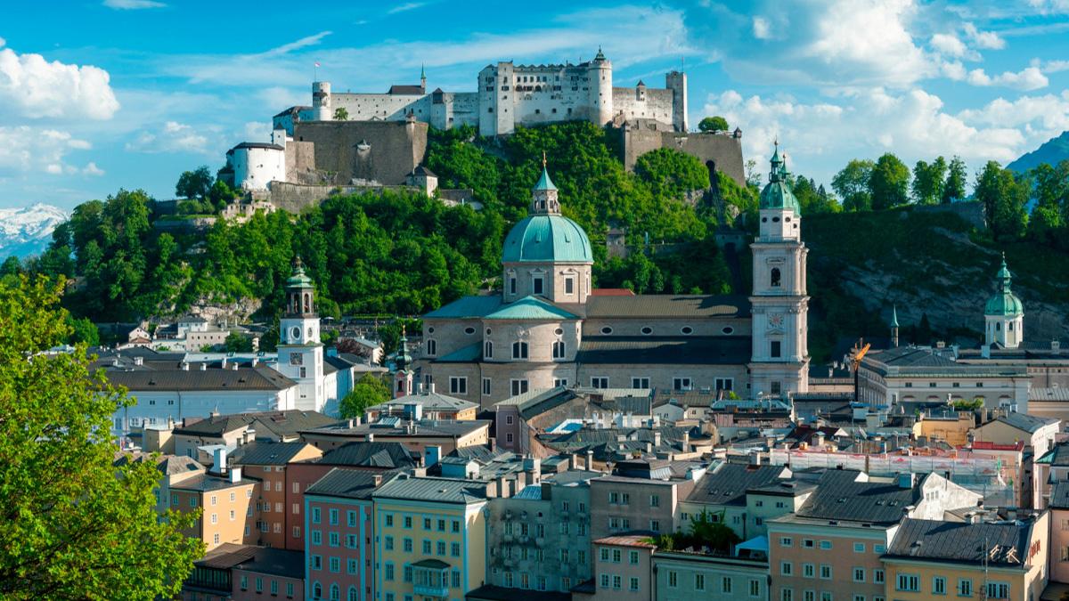 Salzburg - Austria © Tourismus Salzburg GmbH
