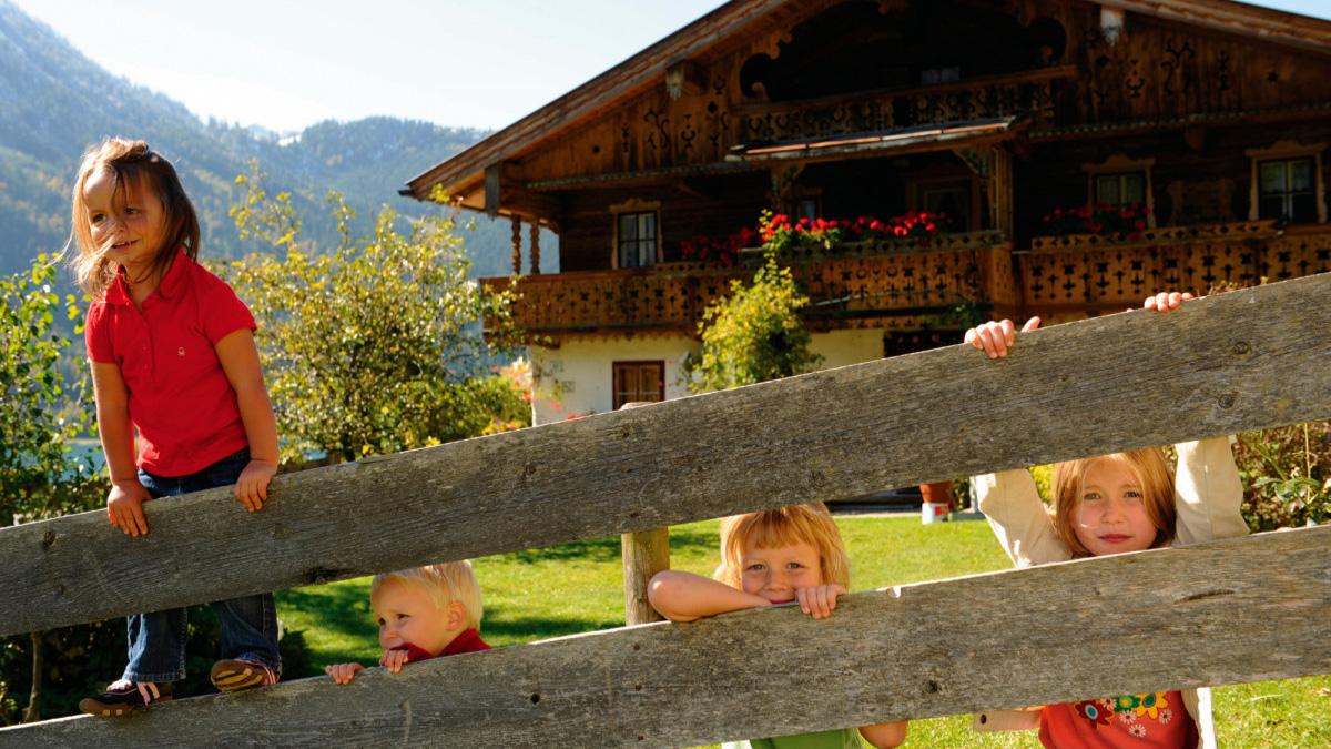 Austria - Urlaub am Bauernhof in Tirol © Tirol Werbung, Laurin Moser