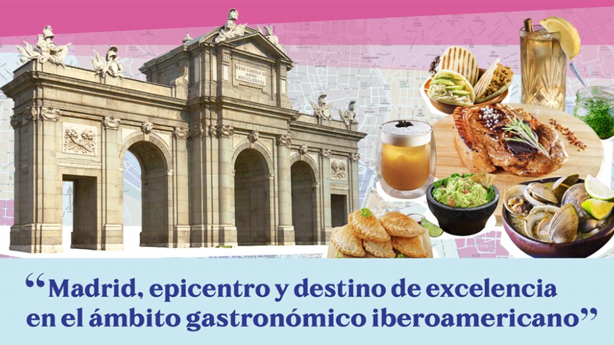 Madrid: una ciudad con diversos sabores