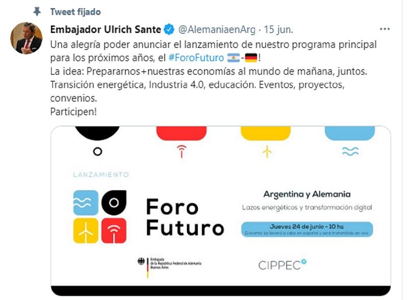 Foro Futuro Argentina-Alemania