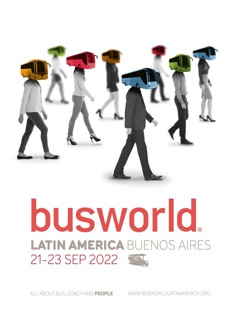Busworld es el principal organizador de exposiciones, conferencias y eventos online para buses urbanos y de carretera del mundo