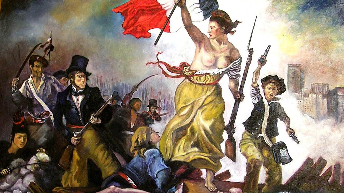 Libertad grito del 14 de julio que hoy vuelve fuerte