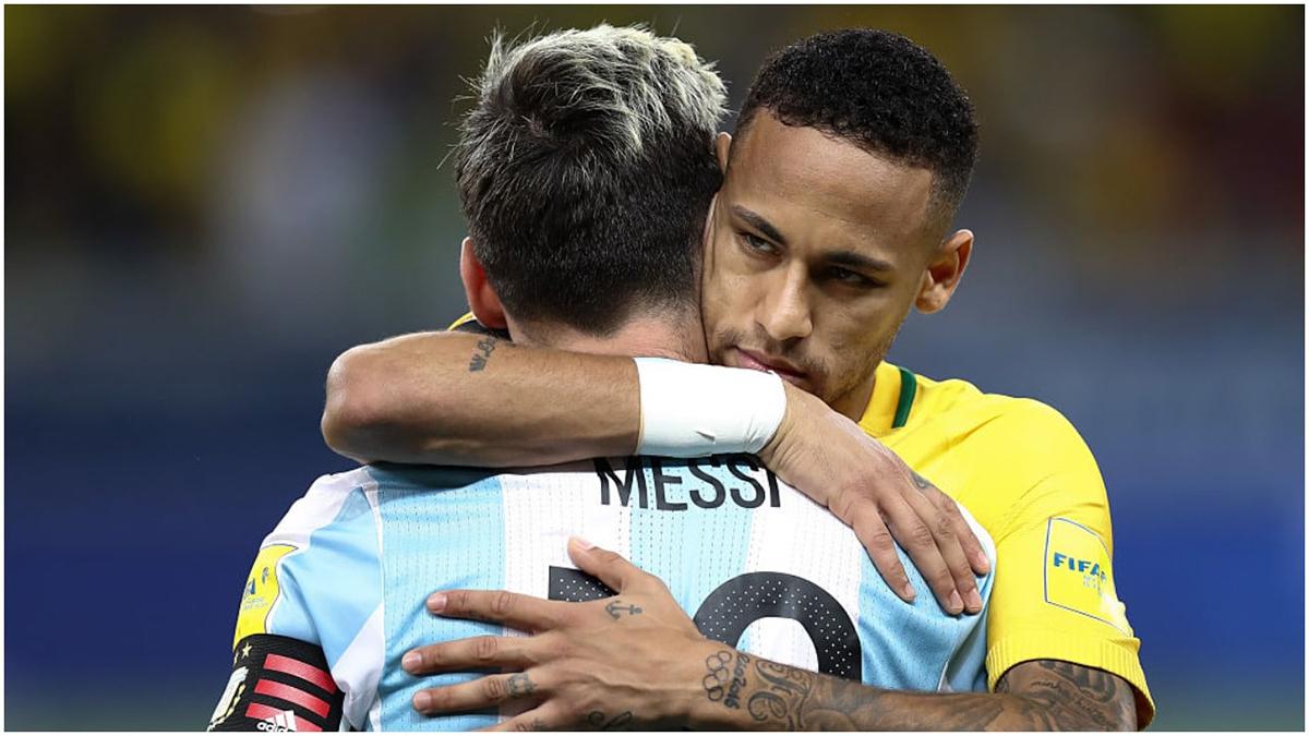 Argentina y Brasil, un abrazo de Pueblos Hermanos