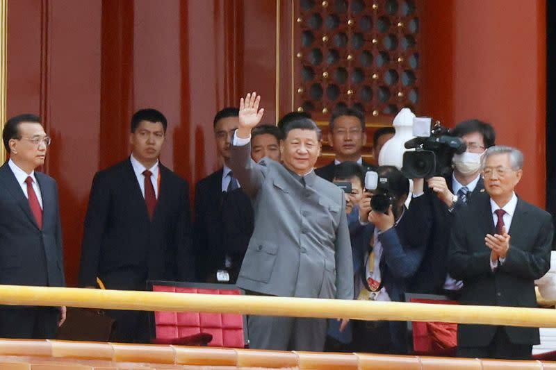 """""""El tiempo en el que China era humillada se ha terminado"""""""